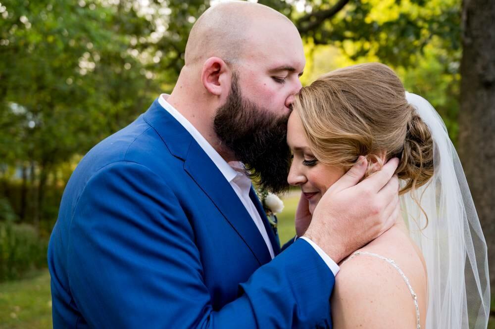 Sassafras Springs Vineyard Wedding