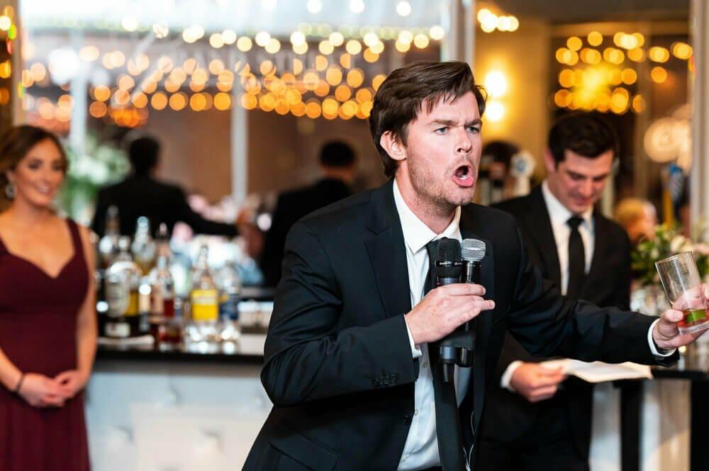 funny groomsman speech